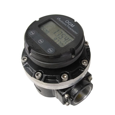 CDI-M09 1.5 inch Electronic Gear Flow Meter