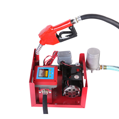CDI-PA05 Self Priming Electronic Flowmeter Fuel Pump